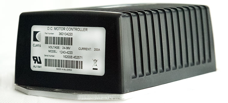 1243 4220 curtis programmable dc sepex motor controller On curtis dc motor controller 1243