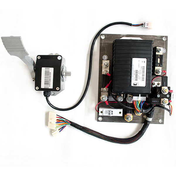In A Typical Electric Vehicle With A Series Dc Motor And Controller