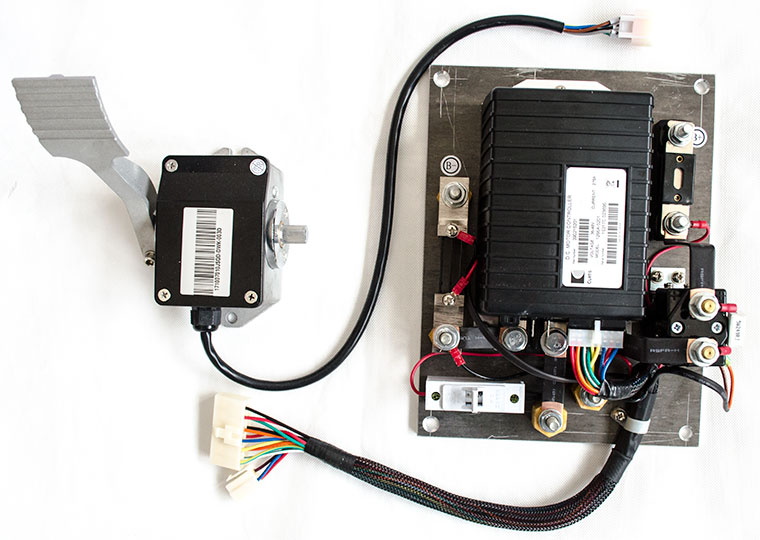 noco shop curtis programmable dc sepex motor controller assemblage model 1266a 5201 36v