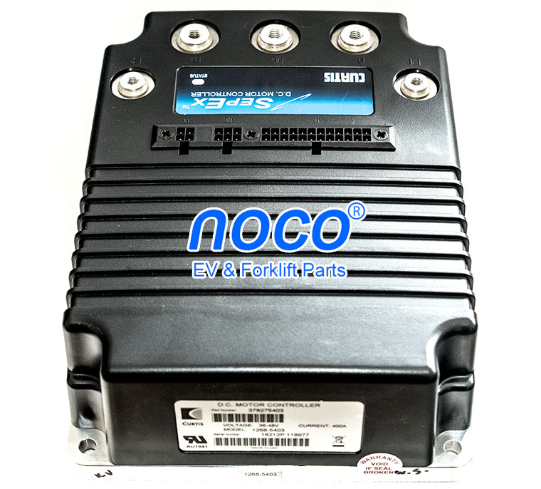 8 noco shop curtis programmable dc sepex motor controller, model  at n-0.co