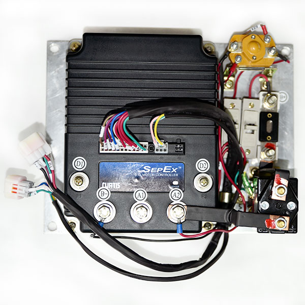 noco shop curtis programmable dc sepex motor controller programmable curtis dc sepex motor speed controller assemblage 1268 5403