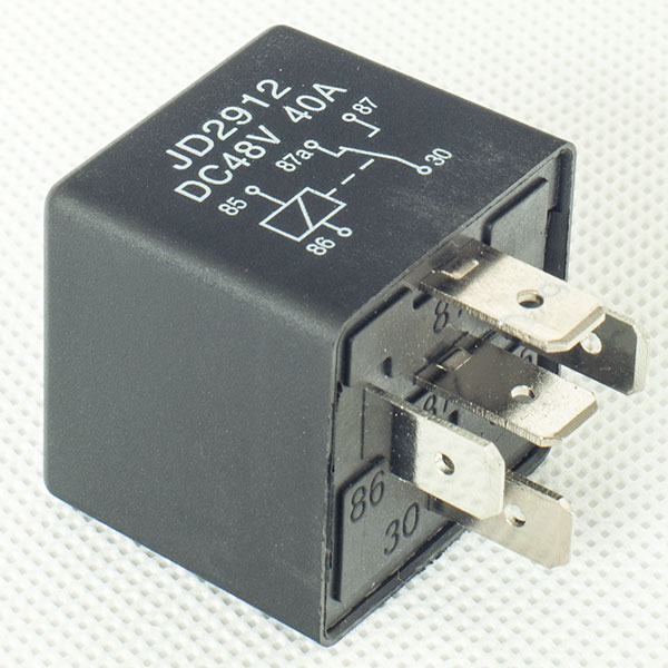 40A / 60A Automotive DC Relay, Model 2912