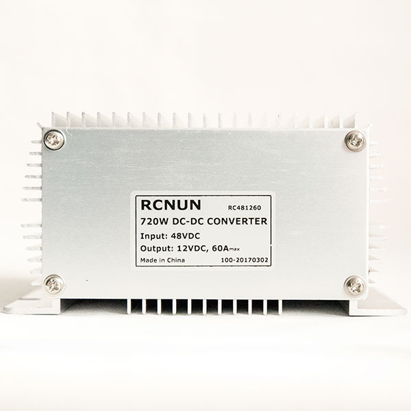 Non-Isolated Type Buck DC/DC Converter, Model: RC481250 and RC481260, 12V DC power source