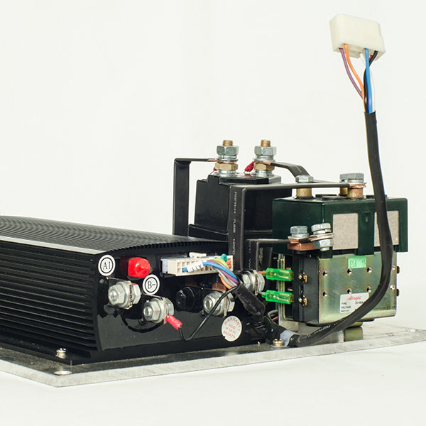 Noco Shop Curtis Programmable Dc Series Motor Controller Model 1219 8406 36 48v 600a