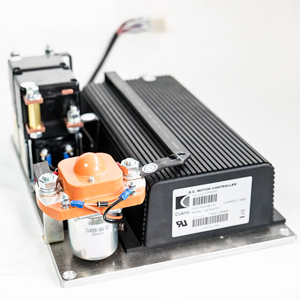 Noco shop curtis programmable dc series motor controller for Dc traction motor pdf