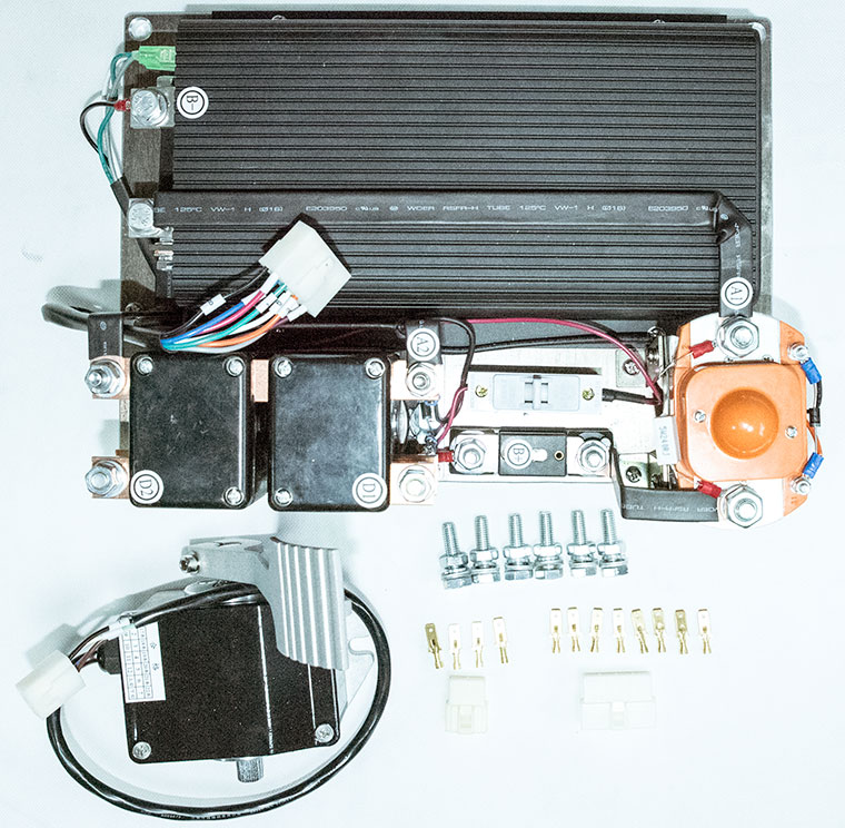Noco Shop Curtis Programmable Dc Series Motor Controller
