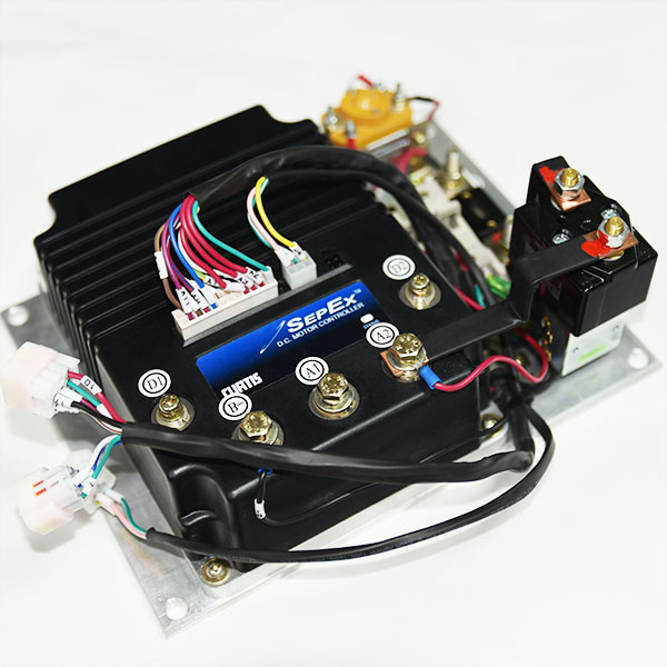 curtis programmable dc sepex motor controller assemblage. Black Bedroom Furniture Sets. Home Design Ideas