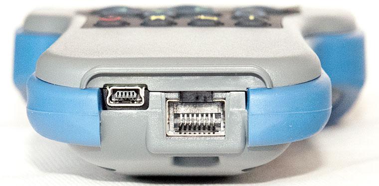 CURTIS Handheld Programmer 1313-4331 (upgraded 1311-4401, 1313-4401