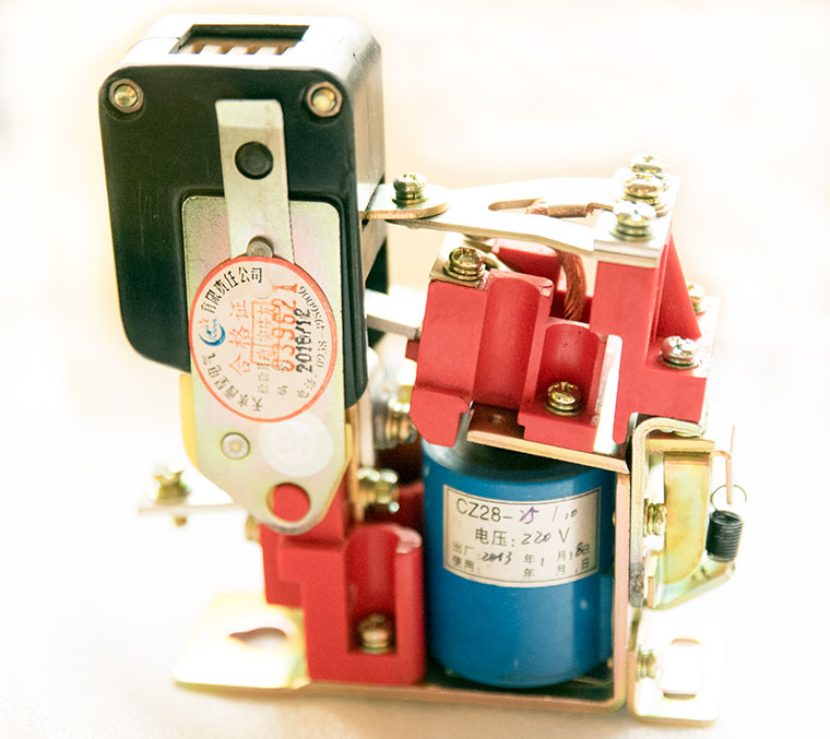 XIXING Patented Product, 440V DC Contactor