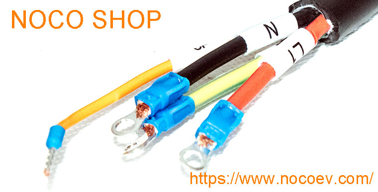Sae J1772  Iec Type 1  J Plug  Charging Gun Without