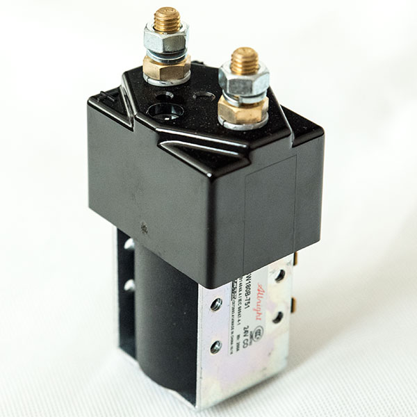 Albright / CURTIS DC Contactor / Solenoid SW180B-751