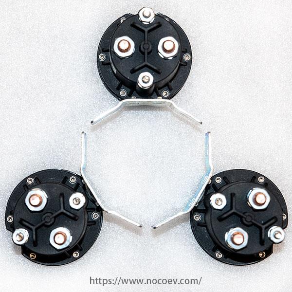 trombetta powerseal dc contactor 684-1261-212 / 684-2461-212