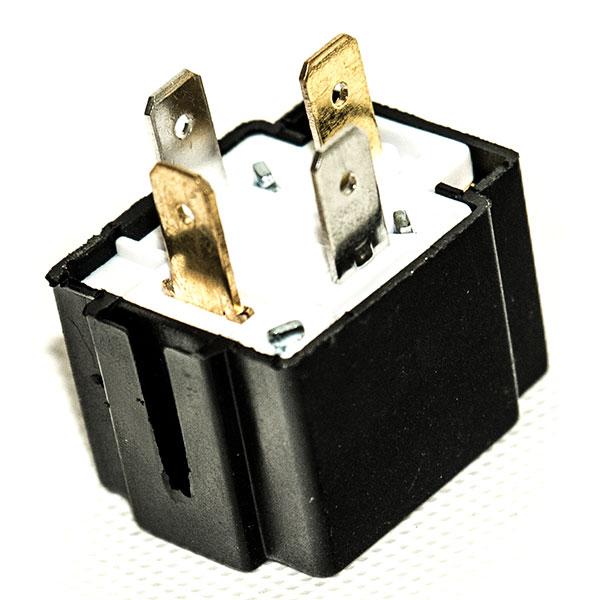 12V / 24V Automotive DC Relay with 30A fuse, model VFSA30, 4-Pin