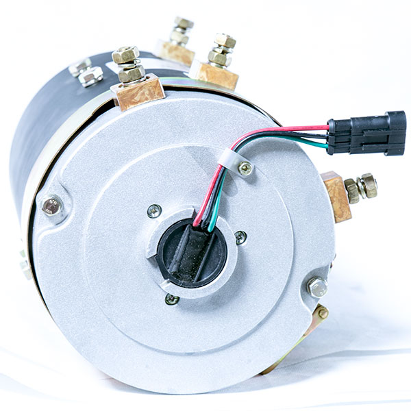 DC SepEx Motor XQ-3.8, 48V / 3.8kW, Other Voltage Options Available