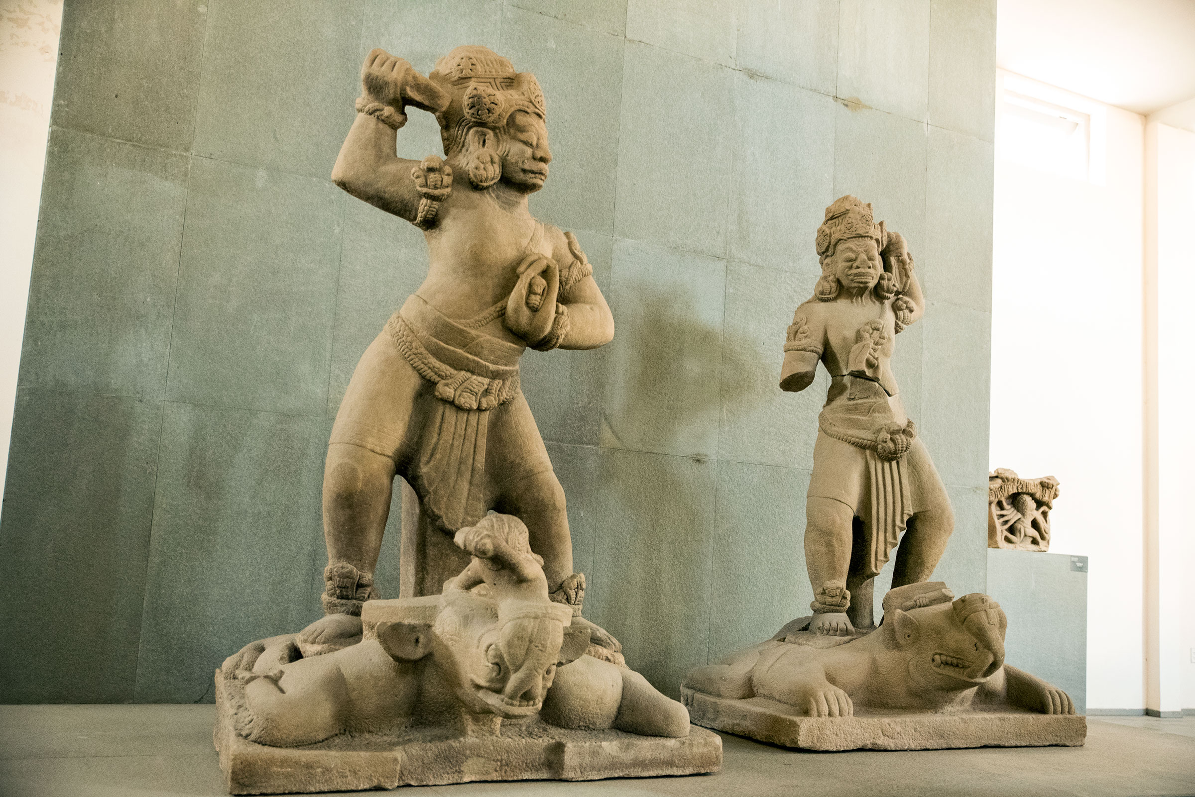 The Museum of Cham Sculpture in Da Nang - Collection of Cham Art Worldwide